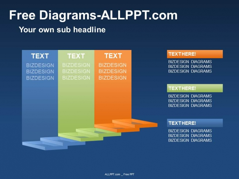free diagram chart powerpoint gallery