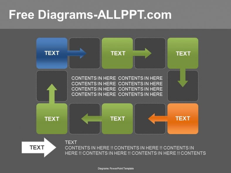 powerpoint diagram templates .