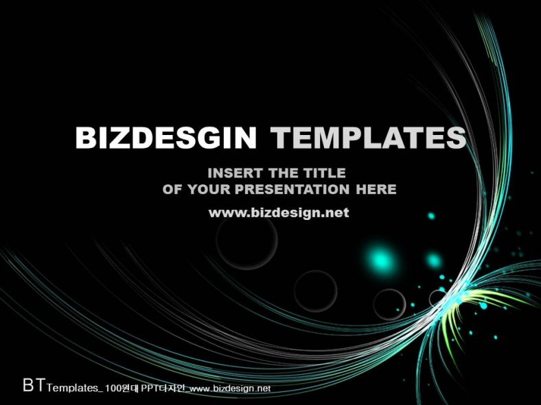 flash wave abstract powerpoint templates With flash powerpoint presentation templates