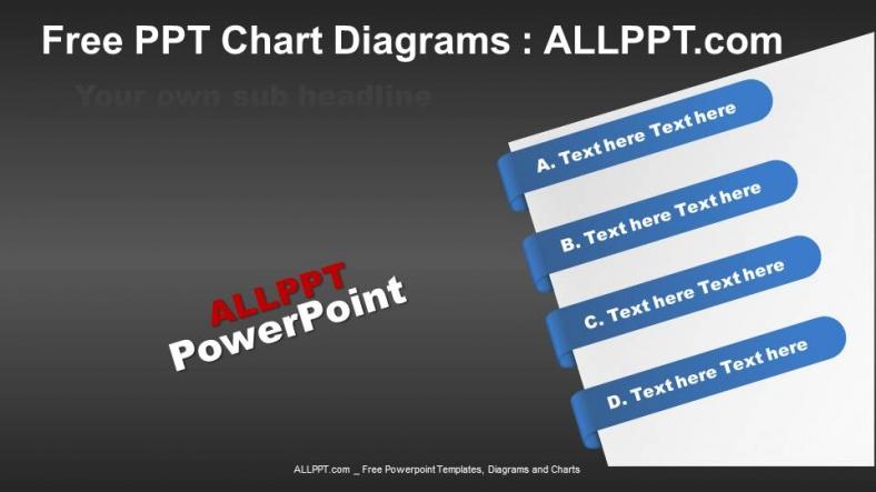 powerpoint agenda template .