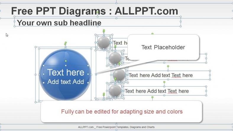 Powerpoint agenda template download widescreen169 free five agendappt diagrams widescreen ccuart Gallery