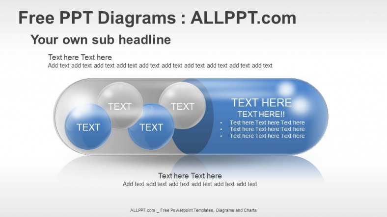 free pills graphic ppt diagrams   download free   daily