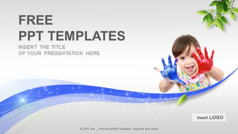 Powerpoint templates education theme free fieldstation painted hands education powerpoint templates download free toneelgroepblik Choice Image