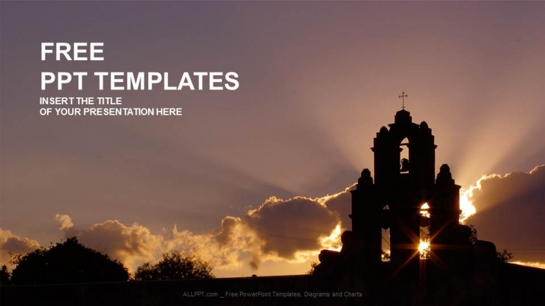 churchreligion ppt templates