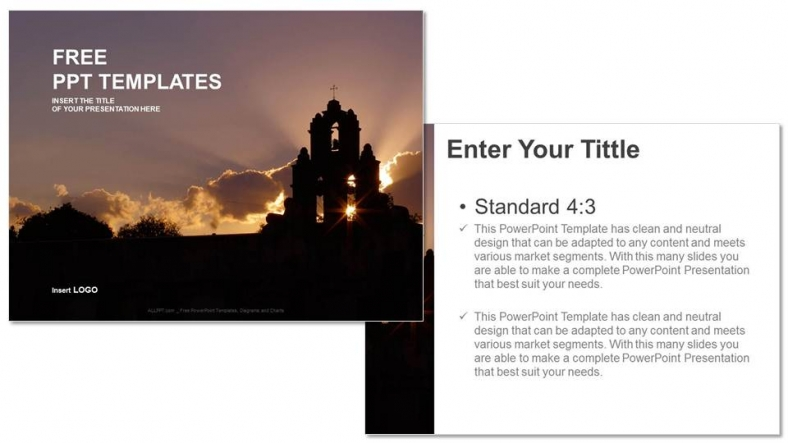 Widescreen 16 9 ...16:9 Powerpoint Christian Templates Free