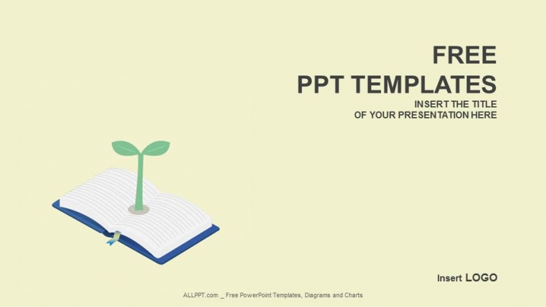 Free Education Powerpoint Templates Design