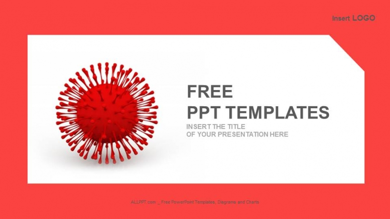 virusmedical powerpoint templates