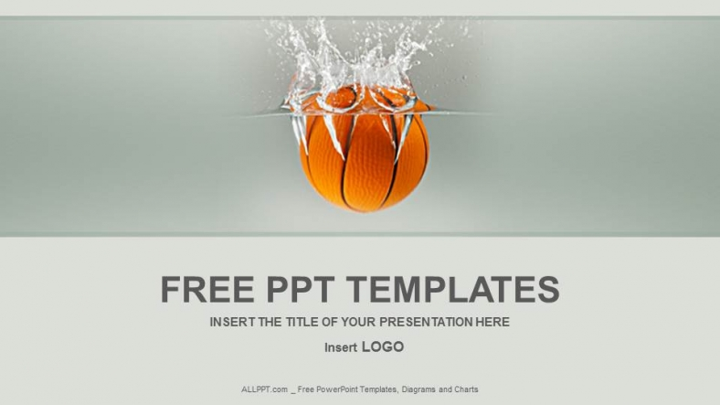 Basketball Sports PowerPoint Templates And PowerPoint Backgrounds 1011 ...