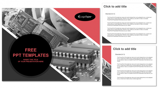 Electronic Contract Manufacturing-PPT Templates
