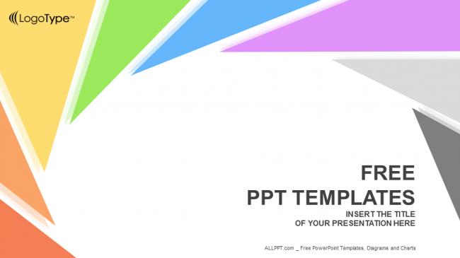 Free Modern Powerpoint Templates Design