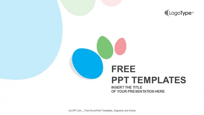 abstract colorful background powerpoint templates