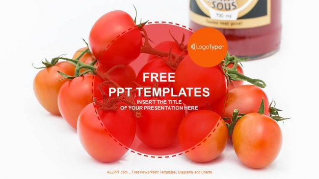 free download powerpoint templates fruits and vegetables
