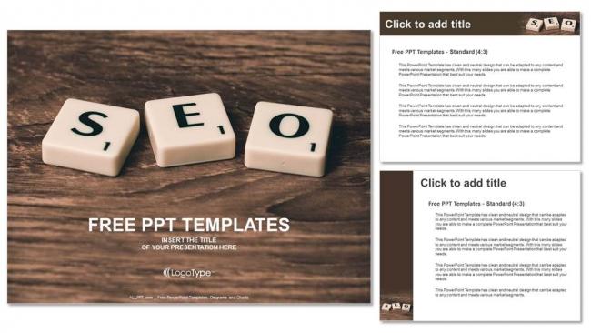 search engine optimization-SEO-PPT Templates