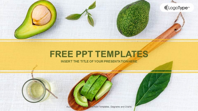 Free Food Powerpoint Templates Design