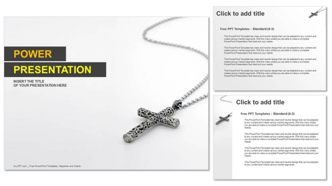 16 9    Sil...16:9 Powerpoint Christian Templates Free