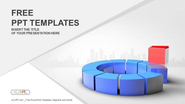 Free Finance Powerpoint Templates Design