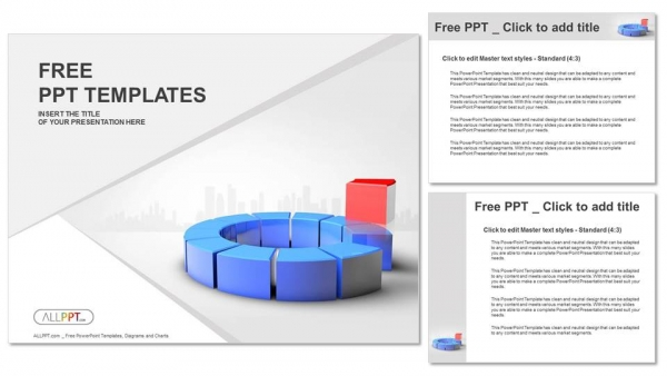 leadership of one of the parts powerpoint templates