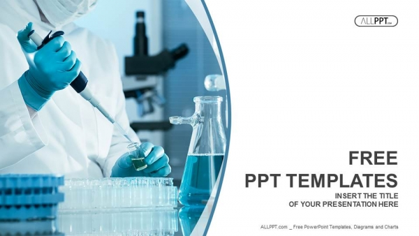 Free Microbiology PowerPoint Template Download  YouTube