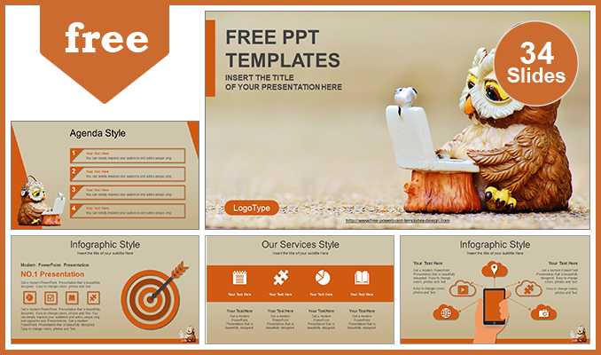 how to get a brochure on powerpoint
