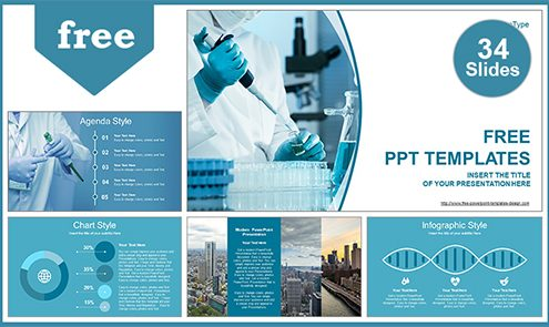 Free Medical Powerpoint Templates Design