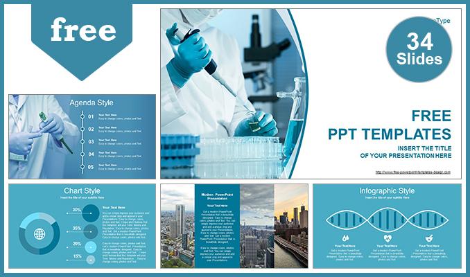 Medical Development Powerpoint Template