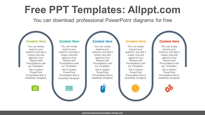 Process Flow Powerpoint Template Free Process Flow Chart Template ...