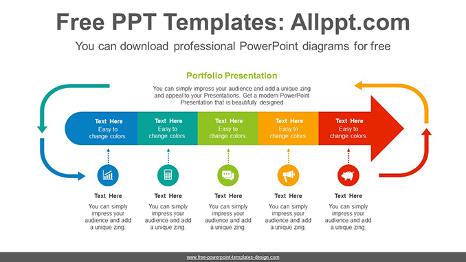 Progress Powerpoint Diagram - Wiring Diagram Value