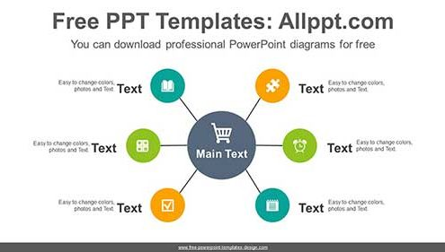 Free PowerPoint Cycle Diagrams
