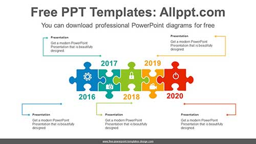 Ppt Timeline Template from www.free-powerpoint-templates-design.com