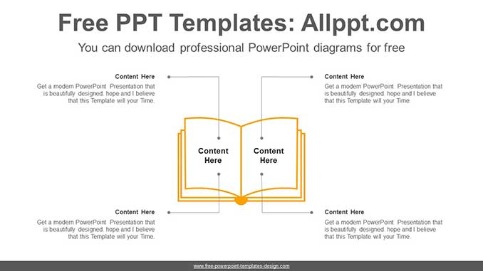 Powerpoint Book Template from www.free-powerpoint-templates-design.com