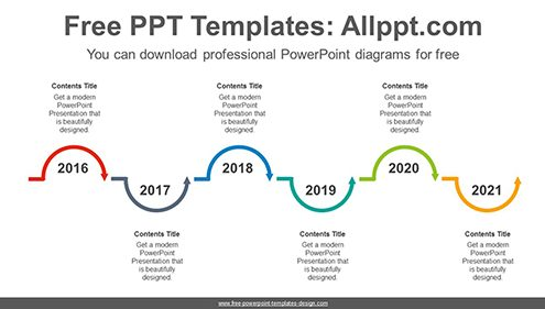 Free Powerpoint Timeline Diagrams